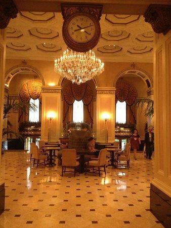 Omni William Penn Hotel: Lobby