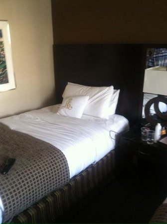 Royal Sonesta New Orleans: first room for week