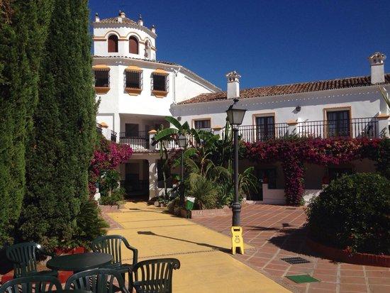 Globales Cortijo Blanco: Hotel is in prachtige stijl gebouwd