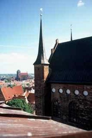 Steigenberger Hotel Stadt Hamburg: From St Georg's new rooftop lookout