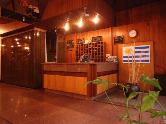 Continental Hotel Montevideo: Recepção