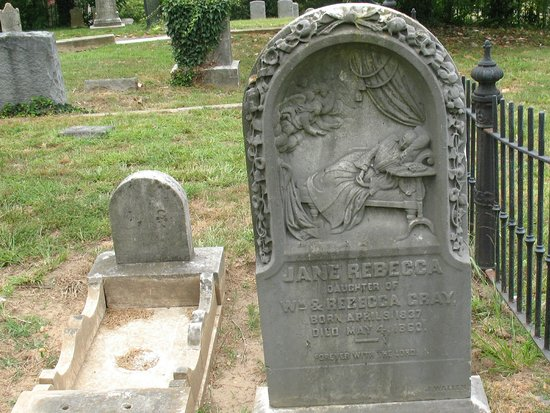 Hollywood Cemetery: Unique