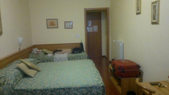 Hotel Colomba : room