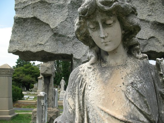 Hollywood Cemetery: More Peaceful