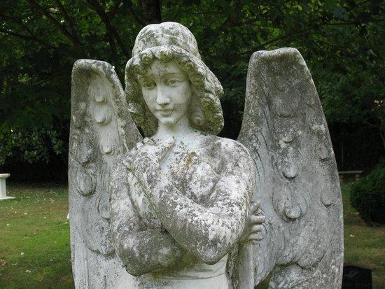 Hollywood Cemetery: She was so pretty!
