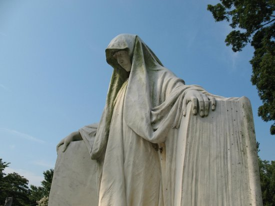 Hollywood Cemetery: Favorite pic I took!