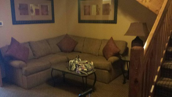 La Quinta Inn & Suites Twin Falls : King Suite with a jacuzzi.