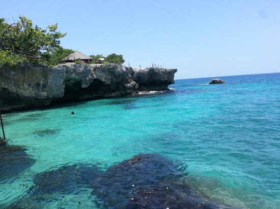 Negril Cliffs: From Xtabi