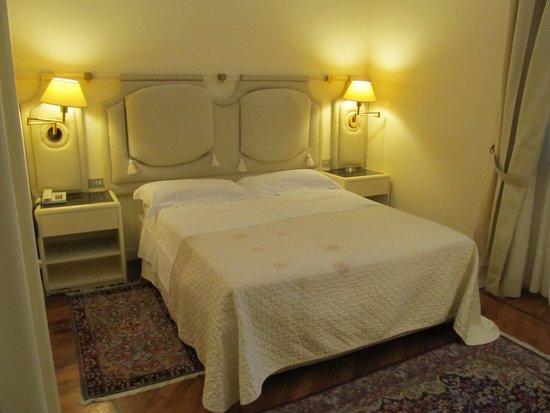 Grand Hotel Tettuccio : beautiful room