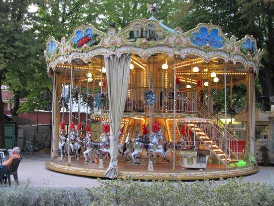 Grand Hotel Tettuccio : carousel