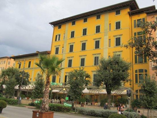 Grand Hotel Tettuccio : hotel