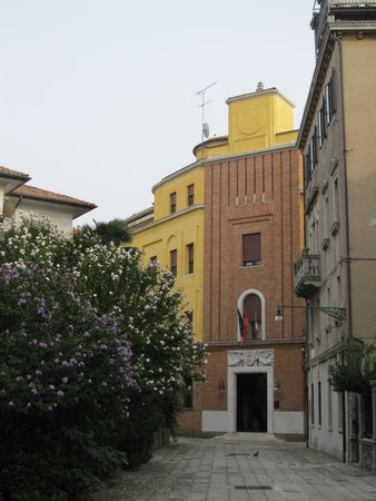 Best Western Premier Hotel Sant'Elena : front of hotel