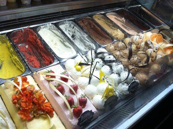 Carnival World & Seafood Buffet : Gelato