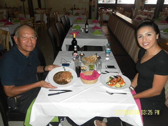 Sabor a Mi: Pleasant Dining experience for lunch