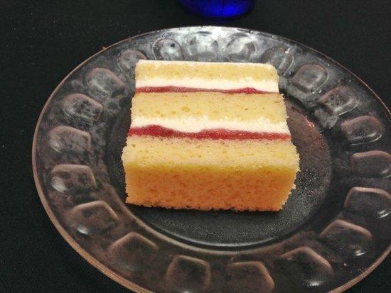 Lake View Hotel: Strawberry Shortcake