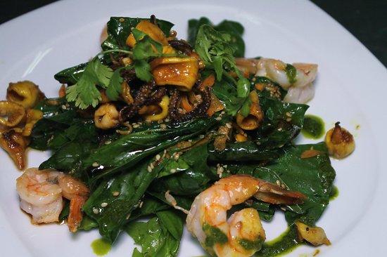 Kaiser Maximilian : Squid & Shrimp Salad