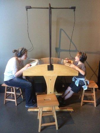 Exploratorium : audio tinkering
