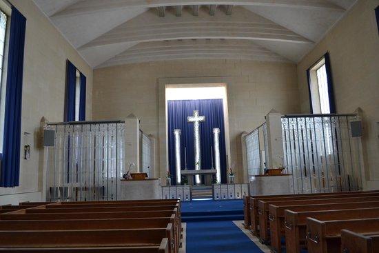 St Matthew's Church - Glass Church: beautiful church