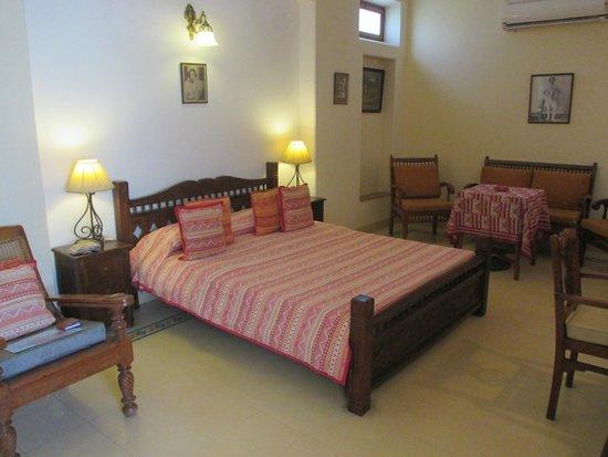 Hotel Ratan Vilas: kamar saya
