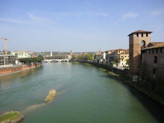 Ponte Scaligero: Vista