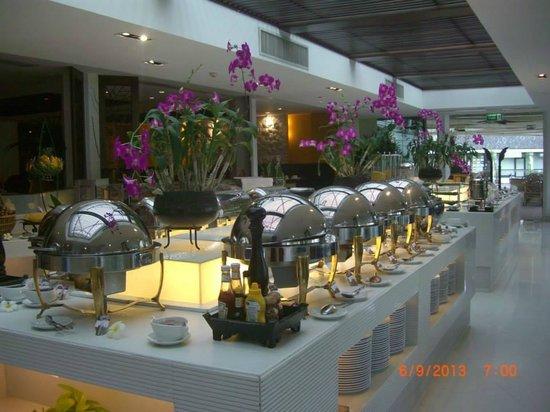 Siam Bayshore: Breakfast