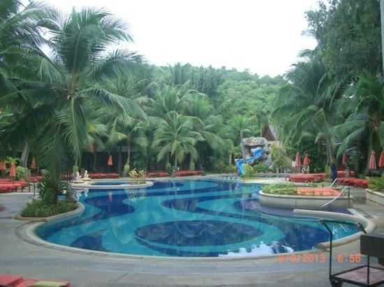 Siam Bayshore: Swimming Pool