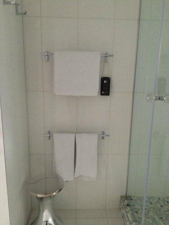 Sofitel Paris Arc de Triomphe: Bathroom