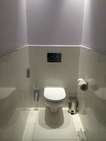 Sofitel Paris Arc de Triomphe : toilet