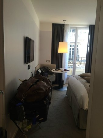 Sofitel Paris Arc de Triomphe: Room view