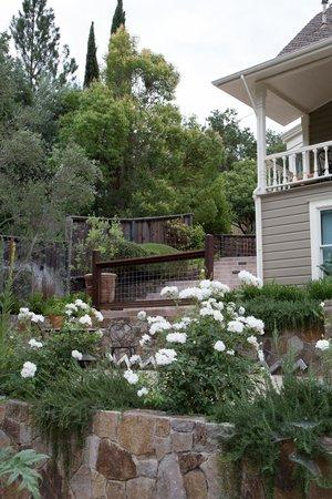 The Chanric Inn: Chanric Garden's