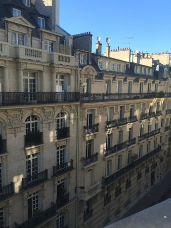 Sofitel Paris Arc de Triomphe : Nice view