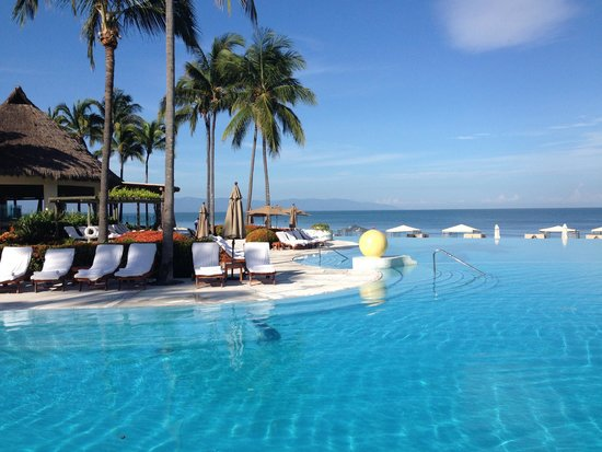 Grand Velas Riviera Nayarit: Infinity Pool