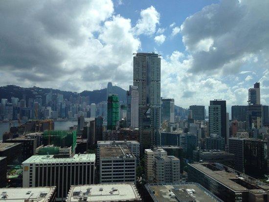Hotel ICON: 部屋からの眺め
