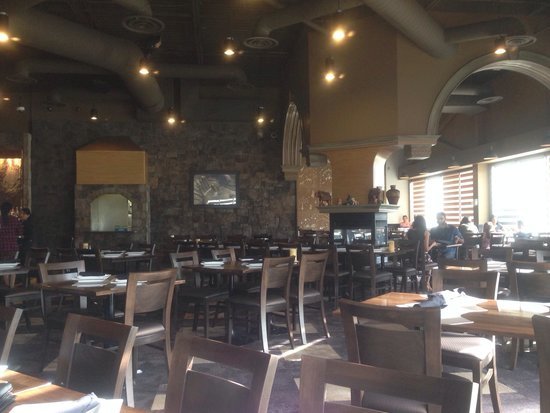 Avani Asian Indian Bistro: 6pm on a Friday