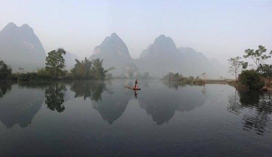 Yangshuo Tea Cozy : Riviere Li