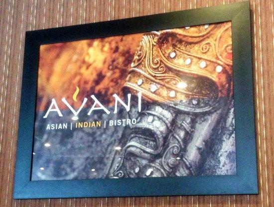 Avani Asian Indian Bistro: Avani