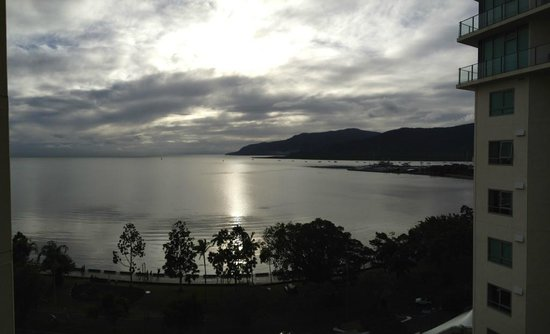 Cairns Aquarius: View from balcony