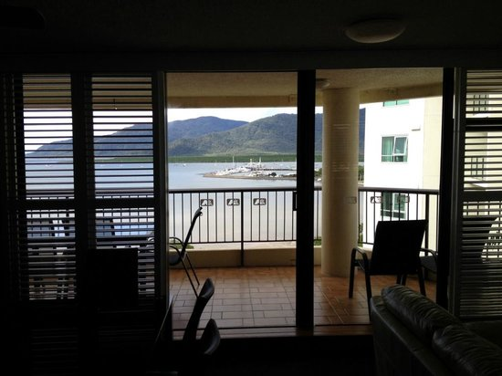 Cairns Aquarius: Balcony