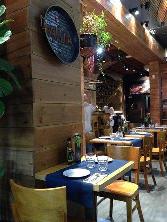 El Choquito : dining