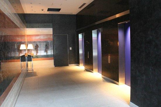 THE GATE HOTEL Asakusa Kaminarimon by HULIC: Gate Lobby