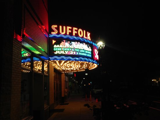 ‪Suffolk Theater‬
