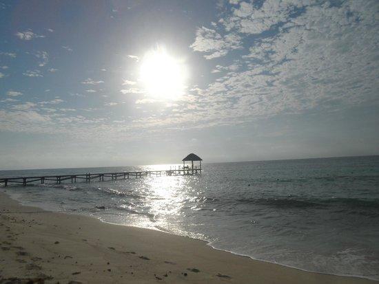 Azul Beach Resort The Fives Playa Del Carmen: On the beach