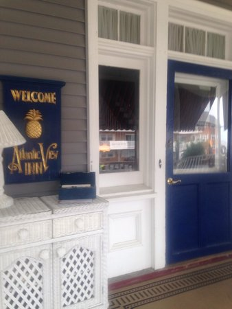 Atlantic View Inn: Greetings