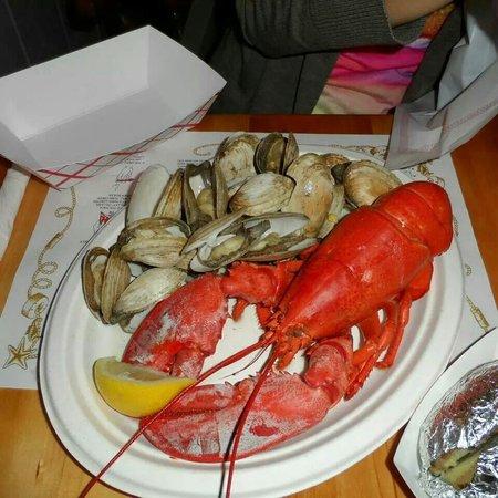Lobster Shanty: Delicious.