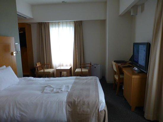 Hotel Rocore Naha: 部屋