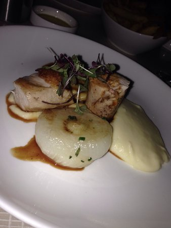 The London Bar: Chicken