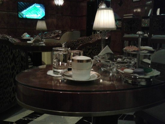 Alvear Palace Hotel: Cigar Bar