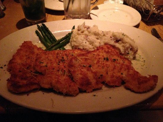 The Cheesecake Factory : Chicken and String.
