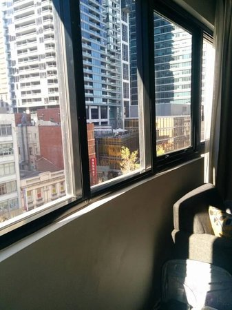 Meriton Serviced Apartments Kent Street: view out window