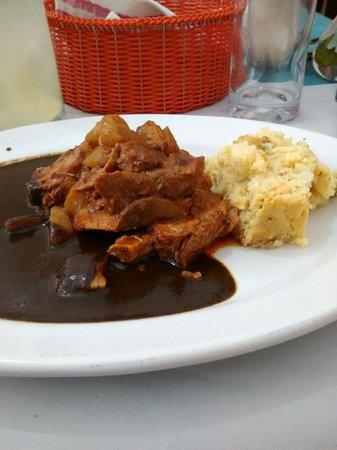 La Teca Restaurant: Estofado.